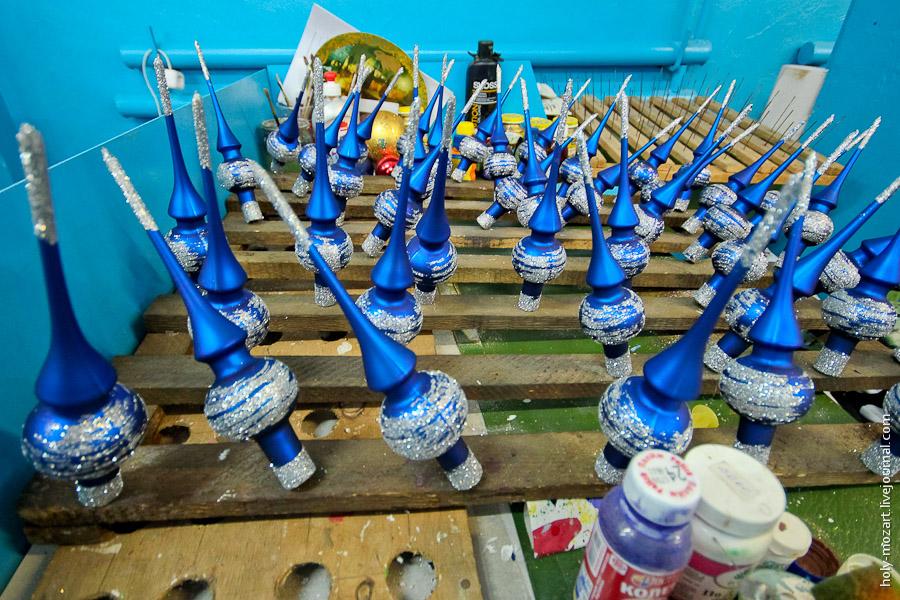 3328 Фабрика ёлочных игрушек