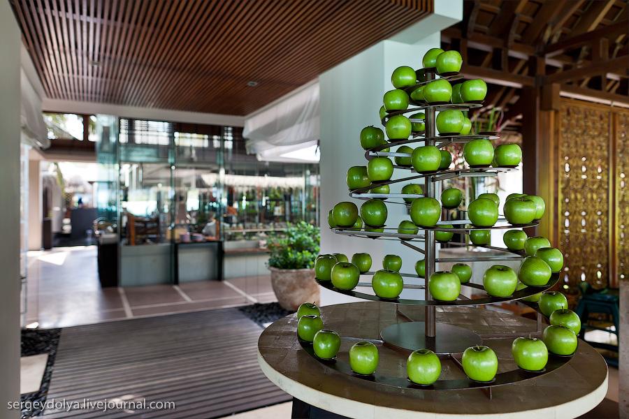 3332 Лучший в мире курортный отель на Мальдивах