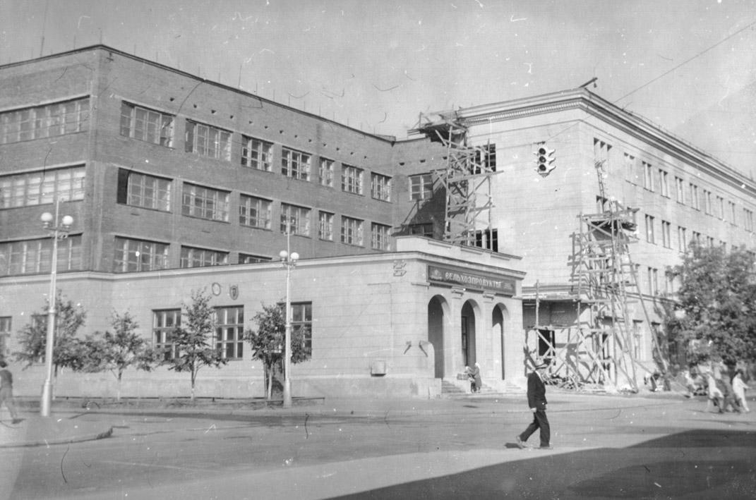 335 Иваново в 60 е годы