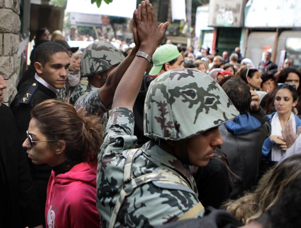 Pemilu 3375 di Mesir dan Kongo