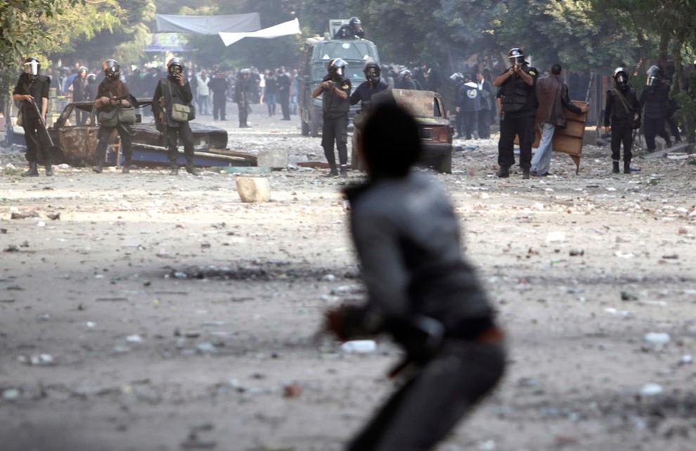 3437 990x642 nuevos disturbios en El Cairo