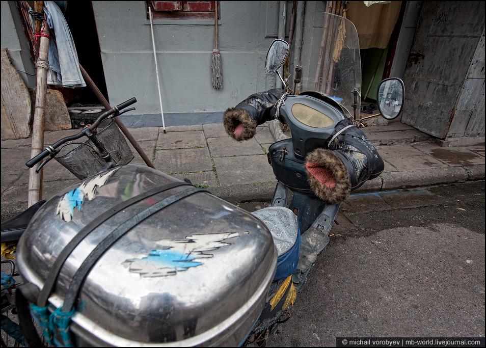 3438 Китай: Шанхайские трущобы
