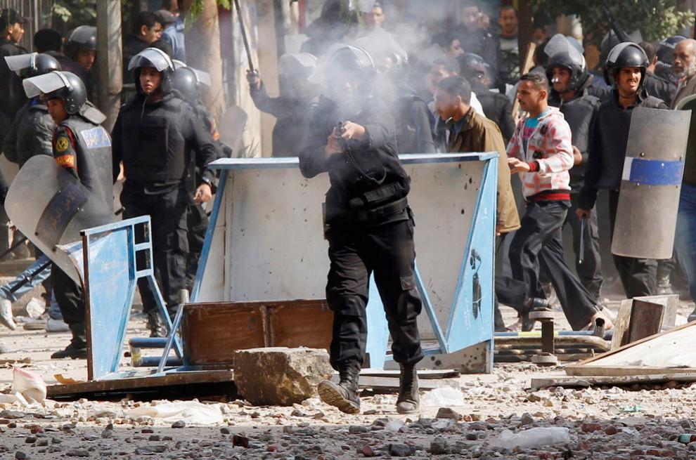 3536 990x655 nuevos disturbios en El Cairo