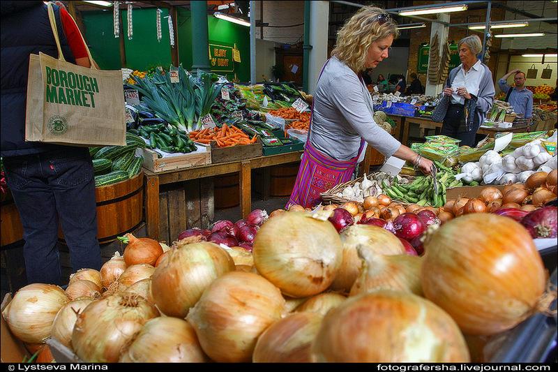 Лондонский рынок BOROUGH MARKET