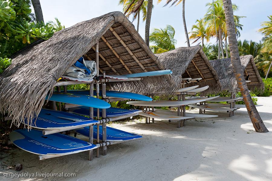 3628 Лучший в мире курортный отель на Мальдивах