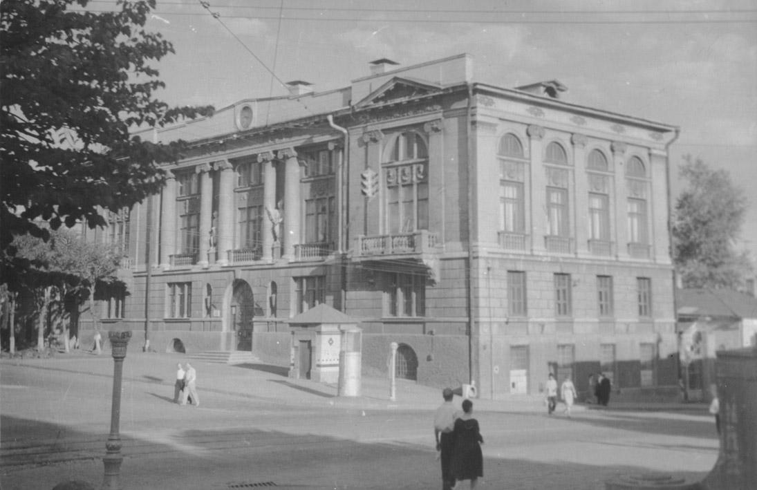 375 Иваново в 60 е годы