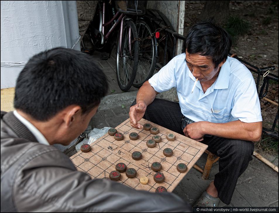 3832 Китай: Шанхайские трущобы