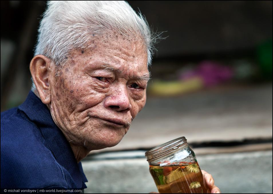 3929 Китай: Шанхайские трущобы