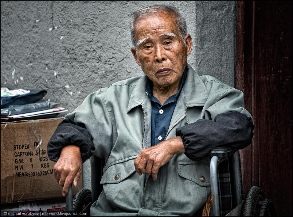 4028 Китай: Шанхайские трущобы