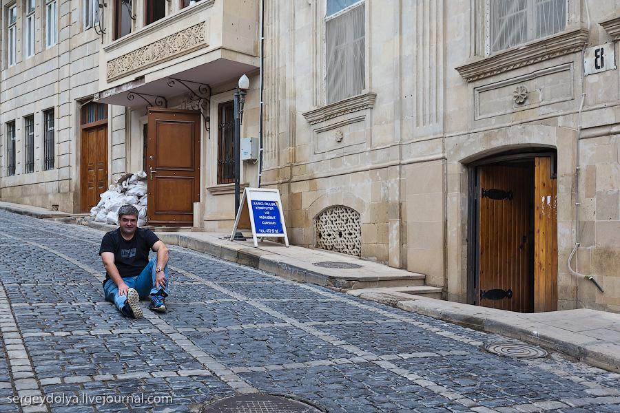 41101 Современный Баку