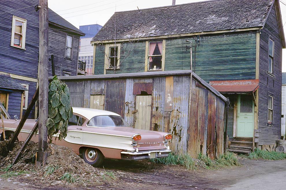 4126 Цветные фотографии Фреда Херцога из 1960 х: Ванкувер и не только