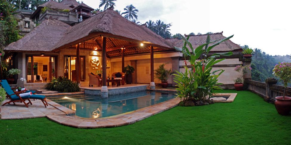 4140 Viceroy Bali – пятизвездочный отель на Бали