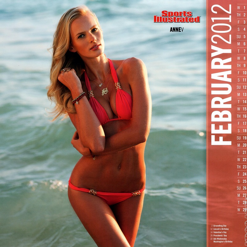 Sports Illustrated 4148 Kalender 2012