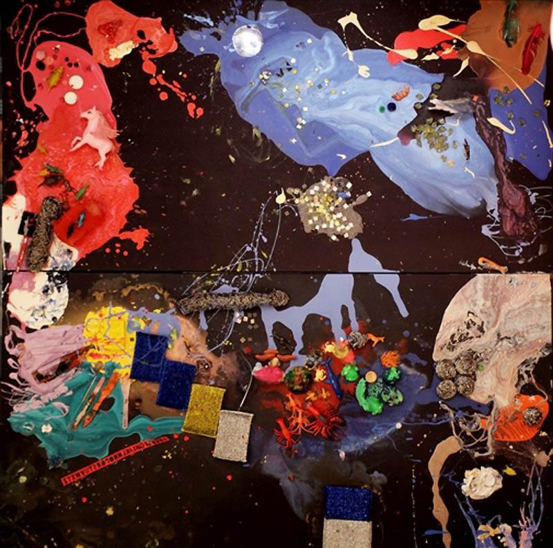 4159 Аэлита Андре – самая юная художница в мире