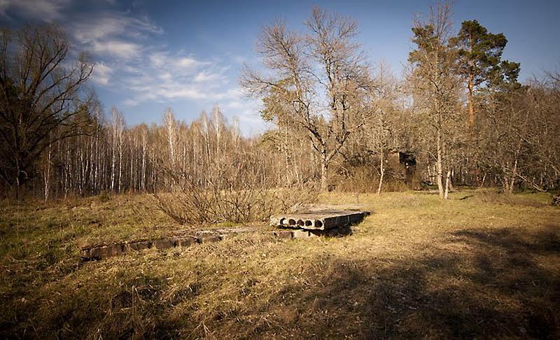 4164 Два дня на мотоцикле в чернобыльской зоне