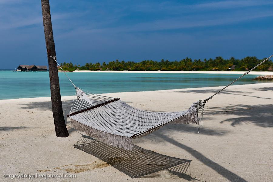 4181 Лучший в мире курортный отель на Мальдивах