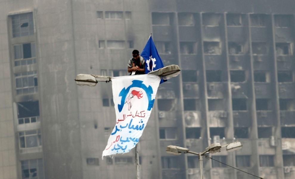 4204 990x603 nuevos disturbios en El Cairo