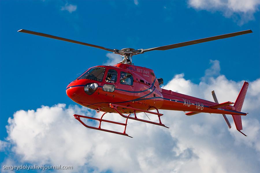 4275 Angkor Wat dari helikopter