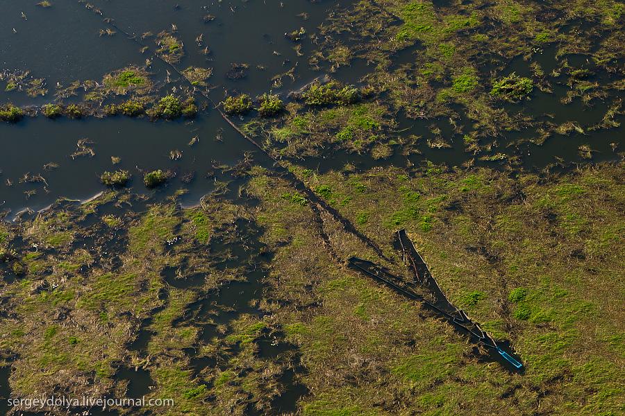 4276 Angkor Wat dari helikopter
