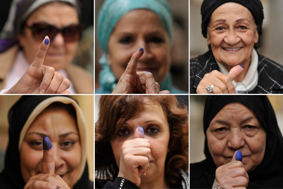 Pemilu 4288 di Mesir dan Kongo