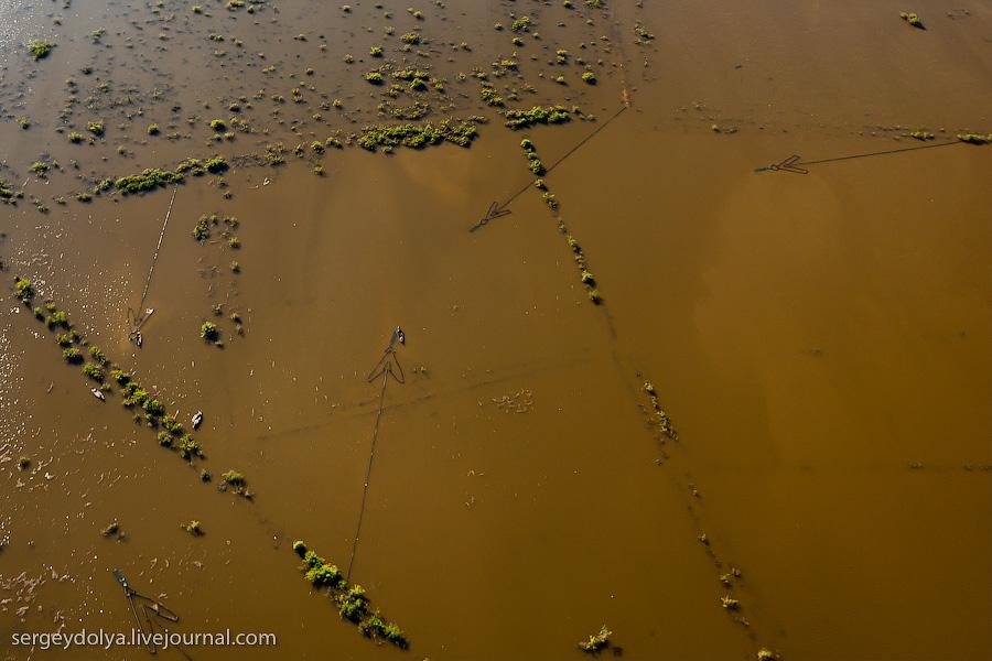 4331 Angkor Wat dari helikopter