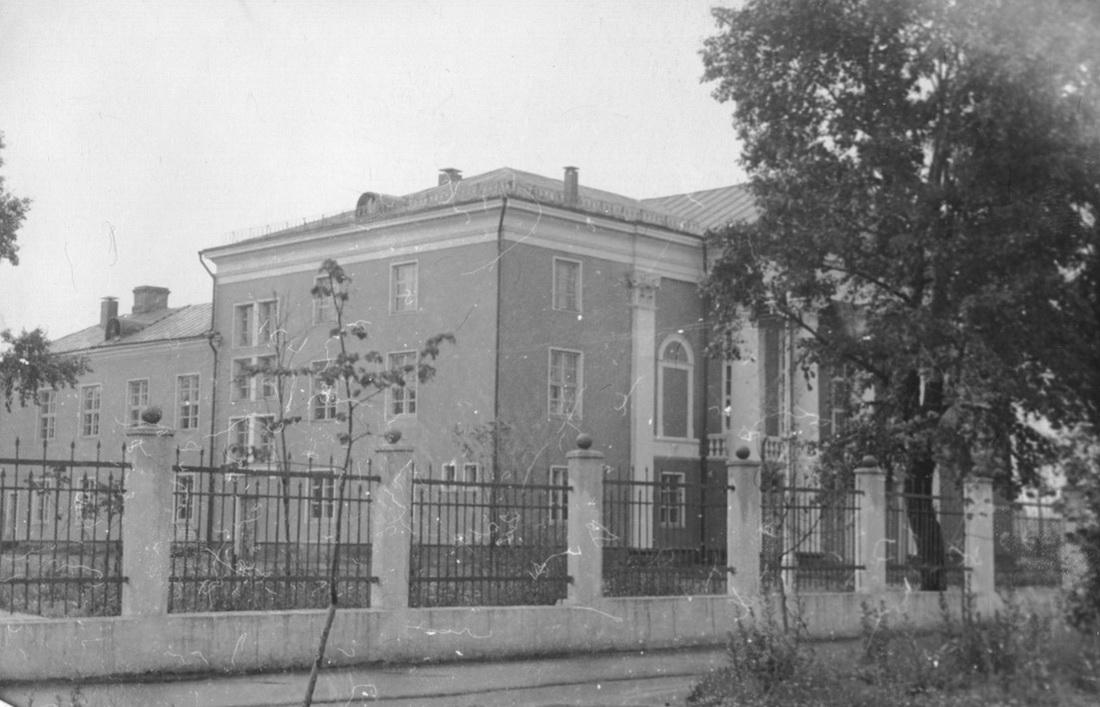 434 Иваново в 60 е годы