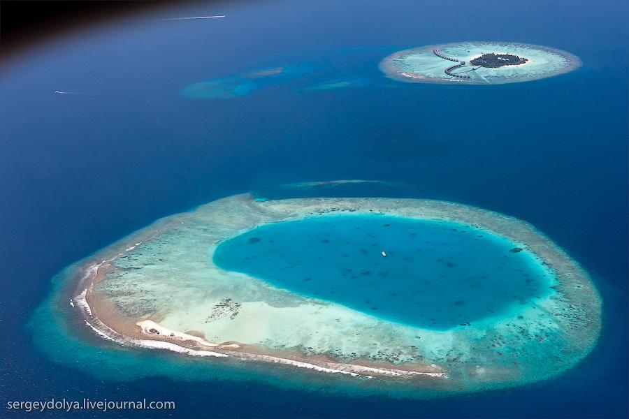 4422 Лучший в мире курортный отель на Мальдивах