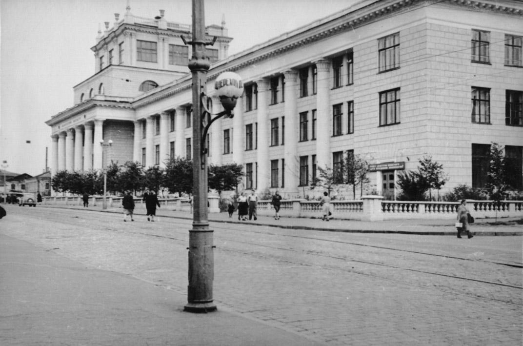 443 Иваново в 60 е годы