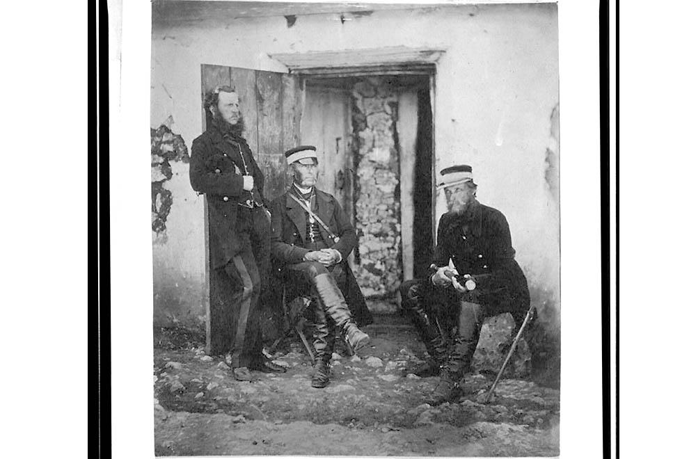 460 Фотографии времен Крымской войны