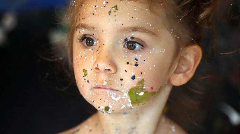 5139 Аэлита Андре – самая юная художница в мире