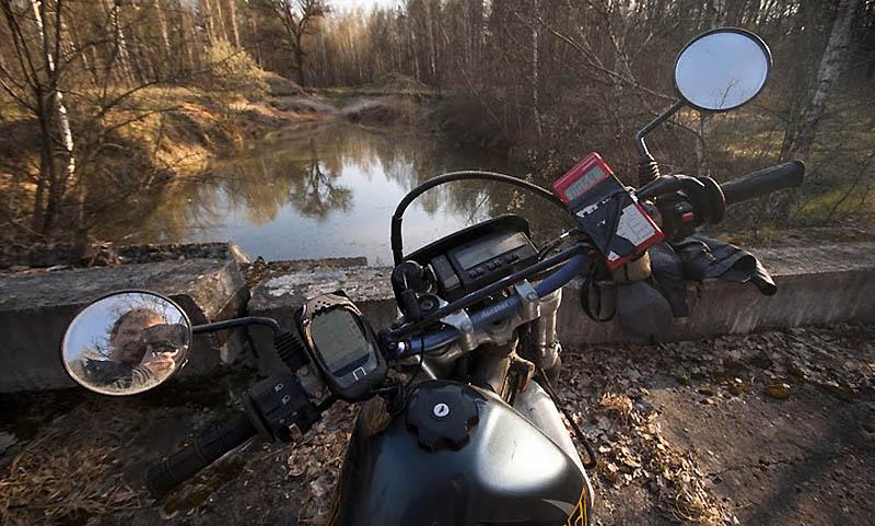 5144 Два дня на мотоцикле в чернобыльской зоне