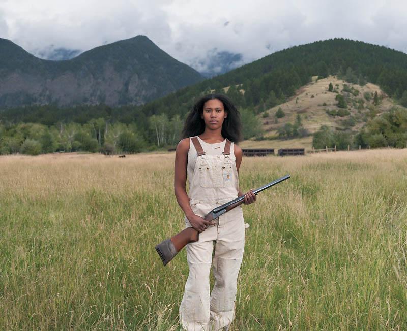 Дамы с оружием • НОВОСТИ В ФОТОГРАФИЯХ: http://bigpicture.ru/?p=228379
