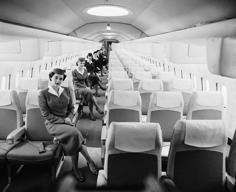 5196 Золотая эра пассажирской авиации