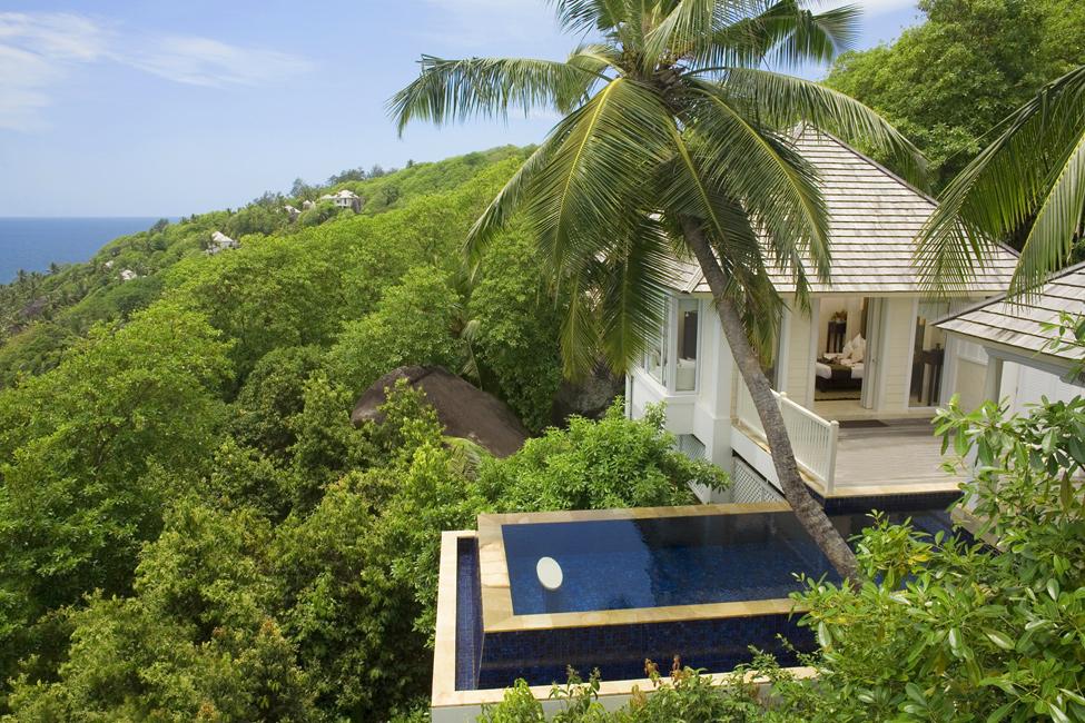 566 Banyan Tree Seychelles – тропический рай на Сейшелах