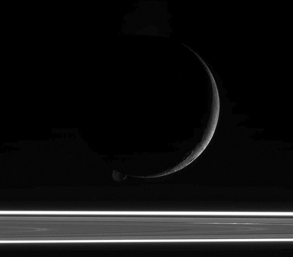 6107 Система Сатурна: октябрь 2011 года