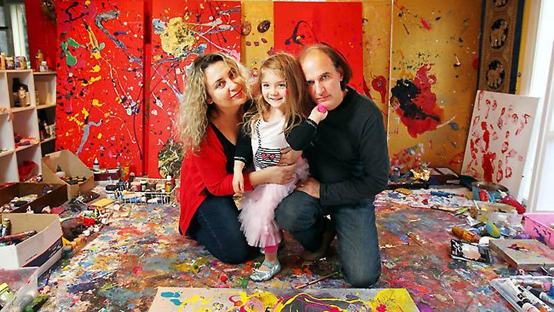 6131 Аэлита Андре – самая юная художница в мире
