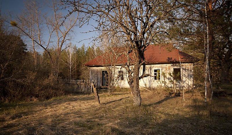 6136 Два дня на мотоцикле в чернобыльской зоне