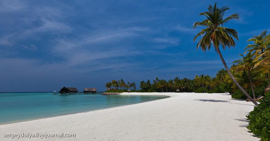6147 Лучший в мире курортный отель на Мальдивах