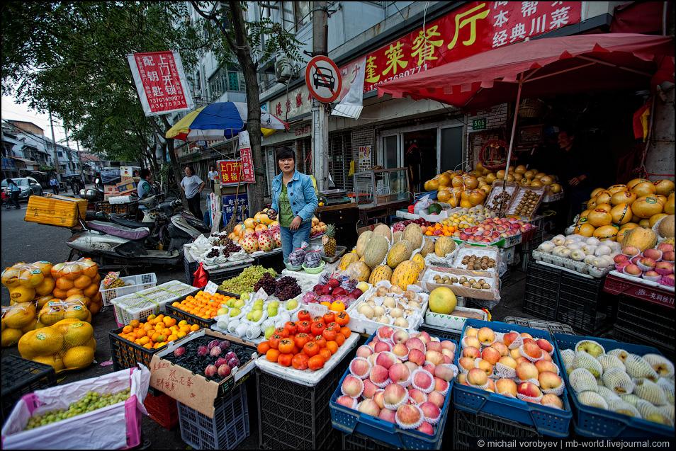 6175 Китай: Шанхайские трущобы
