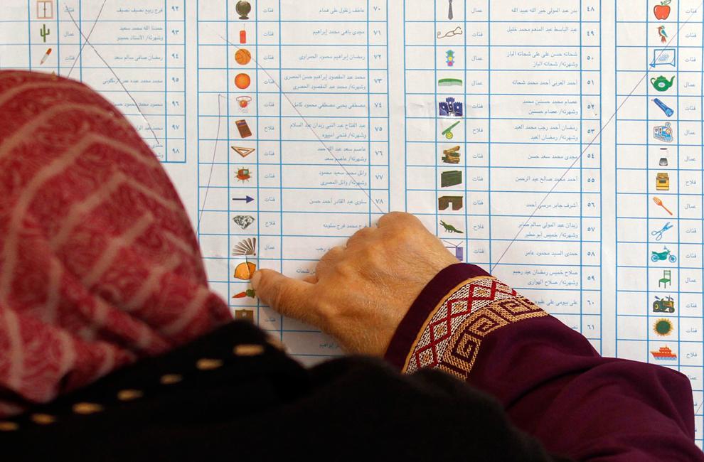 Pemilu 6234 di Mesir dan Kongo