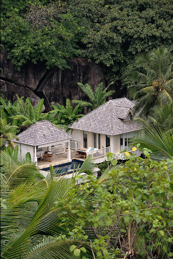 659 Banyan Tree Seychelles – тропический рай на Сейшелах