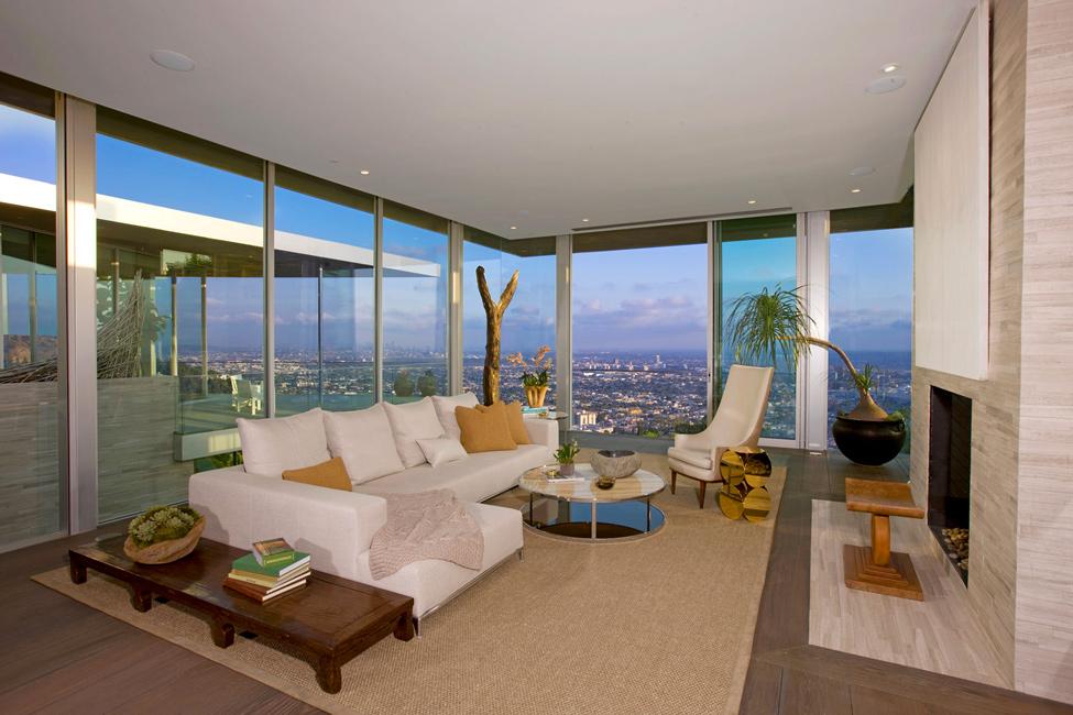 666 Blue Jay Way Residence от McClean Design – красивая жизнь в красивом особняке