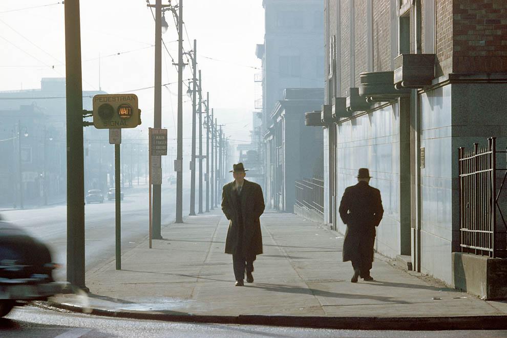 695 Цветные фотографии Фреда Херцога из 1960 х: Ванкувер и не только