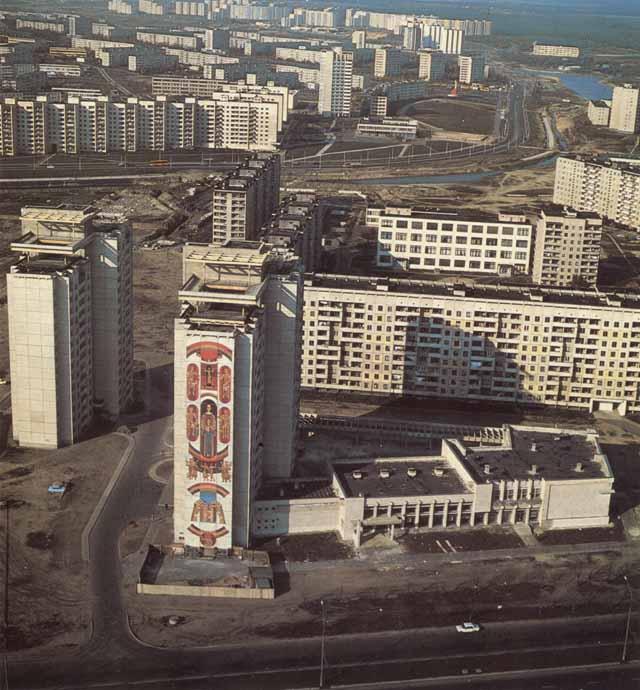 6cfe86ca2f54 Минск в 70 е годы