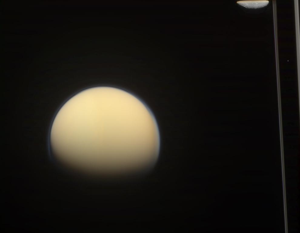 7107 Система Сатурна: октябрь 2011 года