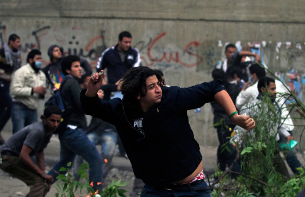 7164 los disturbios 990x639 Nuevo en El Cairo