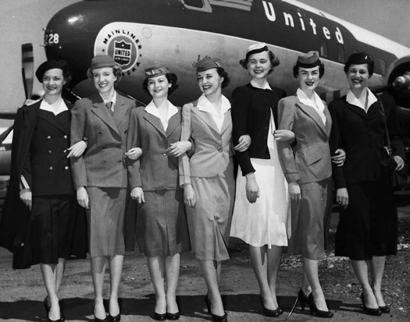 7183 Золотая эра пассажирской авиации