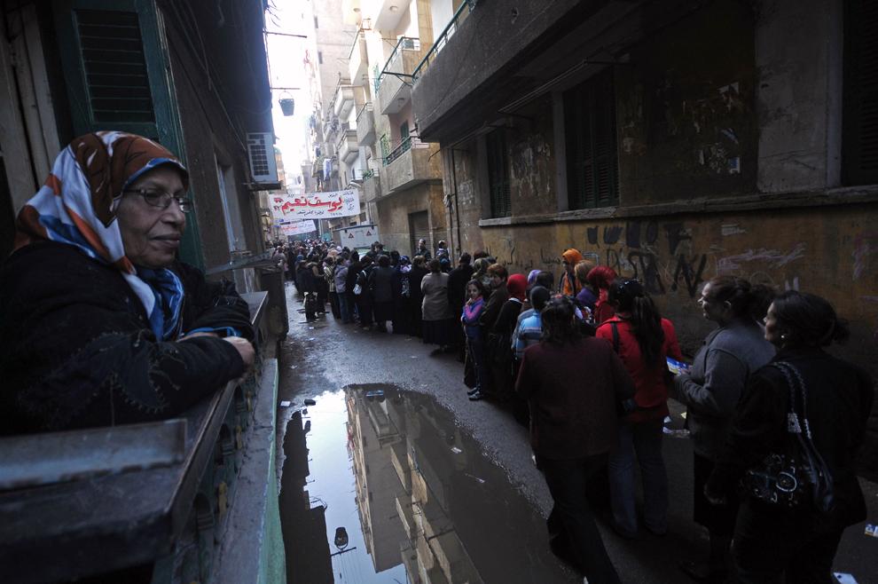 Pemilu 7227 di Mesir dan Kongo
