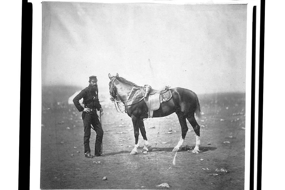 745 Фотографии времен Крымской войны
