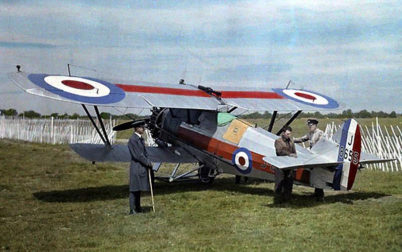 776 Англия на цветных фото 1928 года